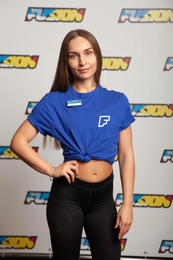 Блинкова Наталья
